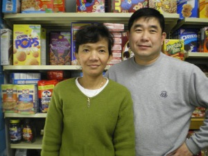 Max et Tan, mes précieux complices Tropicana