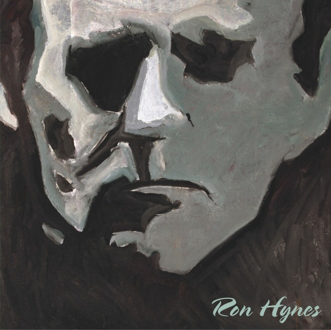 Ron Hynes. Portrait en couverture de son plus récent CD.