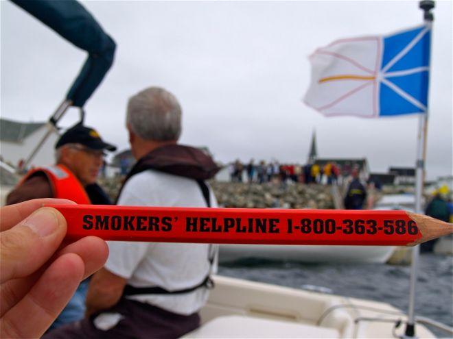 Détail du traitement réservé à la campagne anti-tabac.