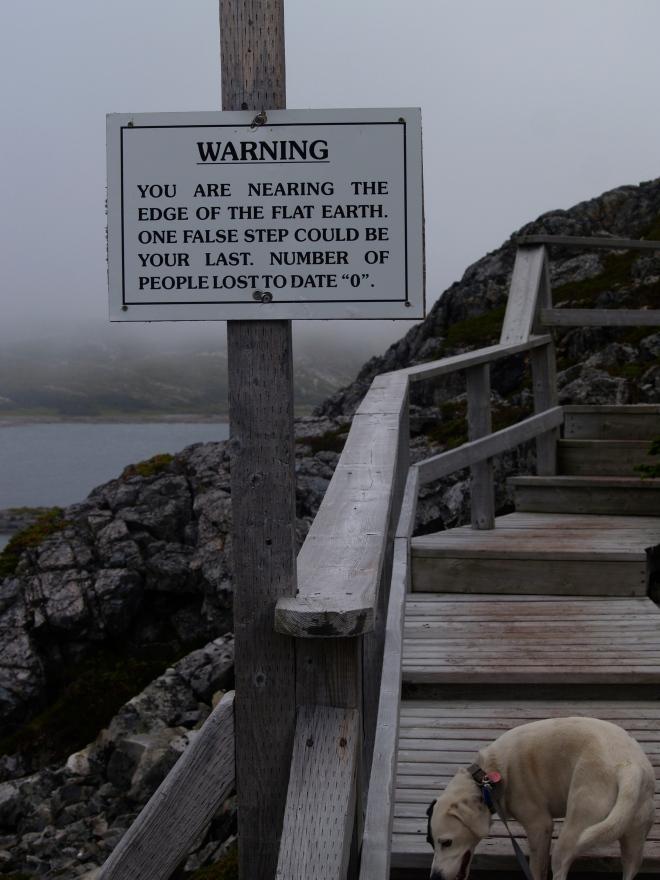 Brimstone Head, Fogo Island. Photo : Jacinthe Tremblay